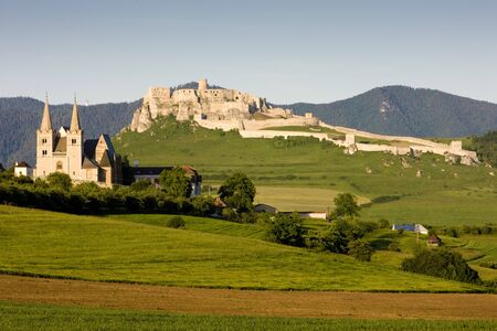chapter: Chapter Spisska and Spissky Castle, Slovakia