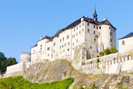 Cesky Sternberk Castle, Czech Republic Stock Photo - 8877149