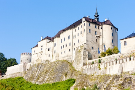 Cesky Sternberk Castle, Czech Republic Stock Photo - 8877149