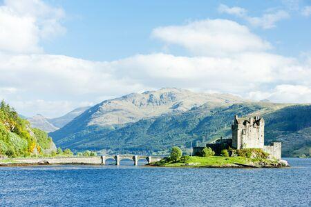 Eilean Donan Castle, Loch Duich, Scotland Stock Photo - 8877106