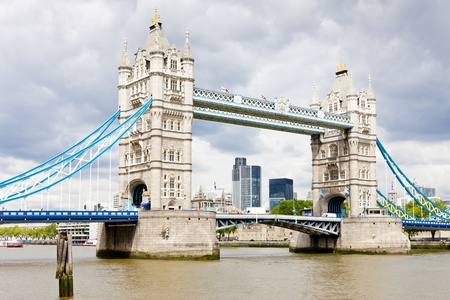 Tower Bridge, London, Great Britain Stock Photo - 8877062