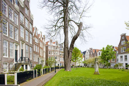 noord: Begijnhof, Amsterdam, Netherlands