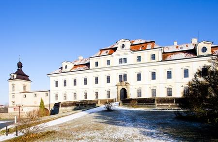 r�publique  tch�que: Ch�teau de Rychnov nad Kneznou, R�publique tch�que