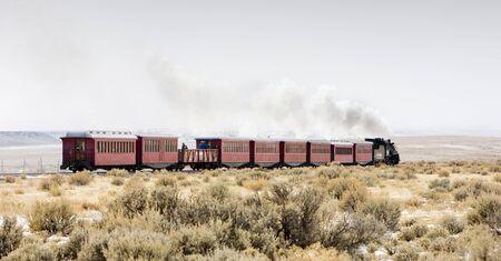 Cumbres and Toltec Narrow Gauge Railroad, Colorado, USA Stock Photo - 9089318