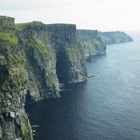 Cliffs of Moher, Burren, County Clare, Ireland photo