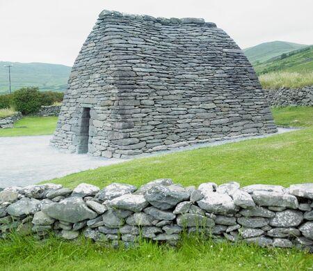 oratorio: Gallarus Oratory, County Kerry, Irlanda