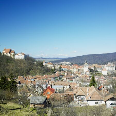 rumania: Sighisoara, Transylvanie, Romania