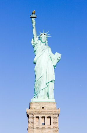 national monuments: Statue of Liberty National Monument, New York, USA