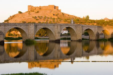 extremadura: Medellin, Badajoz Province, Extremadura, Spain Stock Photo