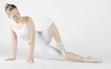 bailarina de ballet: bailar�n de ballet