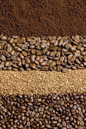instant coffee: coffee