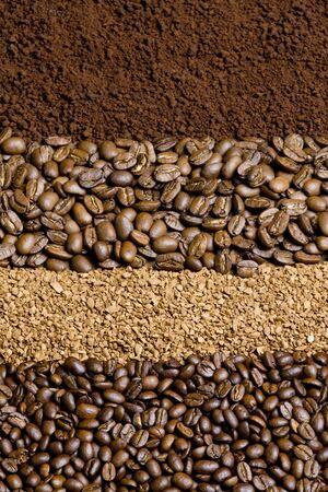 coffee grounds: coffee
