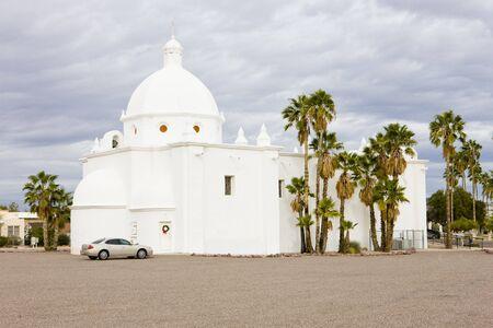immaculate: Immaculate Conception Church, Ajo, Arizona, USA