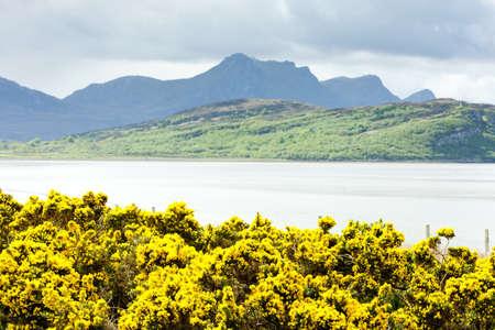 kyle: Kyle of Tongue, Highlands, Scotland
