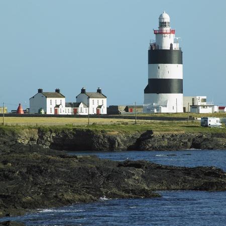 lighthouse, Hook Head, County Wexford, Ireland photo