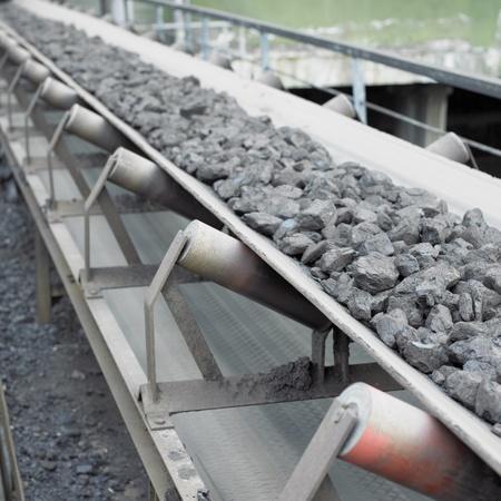 bosna: carbone di caricamento, Banovica, Bosnia ed Erzegovina