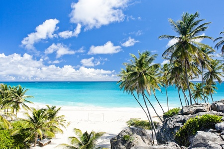 beaches: Bottom Bay, Barbados, Caribbean
