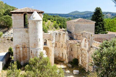 castile leon: San Pedro de Arlanza Monastery, Castile and Leon, Spain