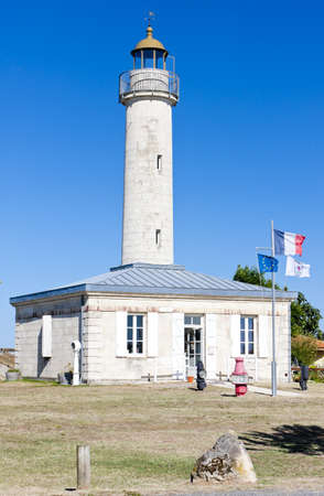 gironde department: Richard Lighthouse, Gironde Department, Aquitaine, France