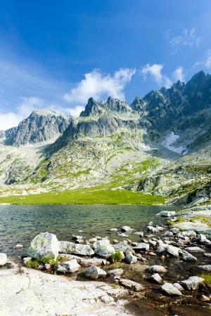 the silence of the world: Five Spis Tarns, High Tatras (Vysoke Tatry), Slovakia