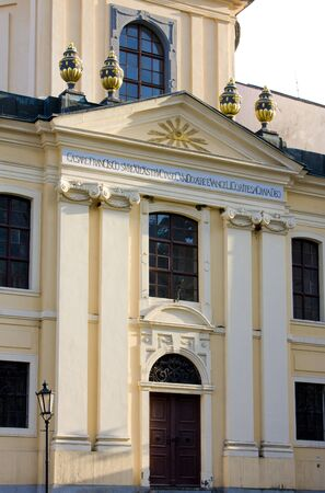 evangelical: Evangelical Church, Banska Stiavnica, Slovakia