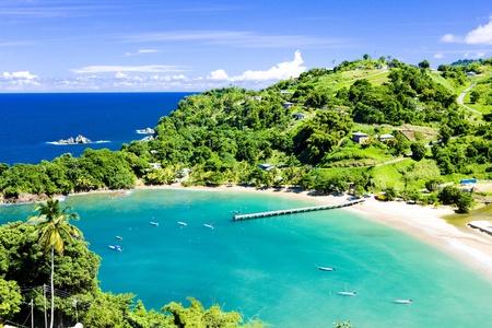 Parlatuvier Bay, Tobago photo