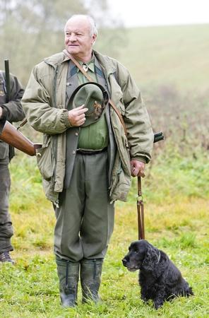 outside shooting: hunter