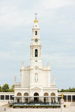 Sanctuary of Our Lady of Fatima, Fatima, Estremadura, Portugal photo