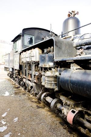 stem locomotive in Colorado Railroad Museum, USA Stock Photo - 10665344