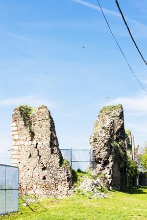 Smederovo Fortress, Serbia photo