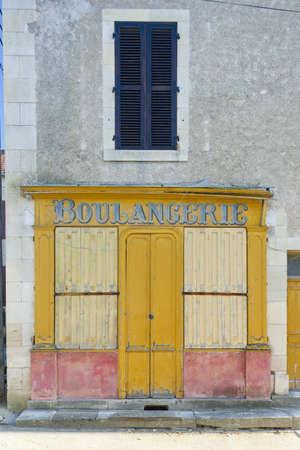 boulangerie: bakery in La Celle, Centre, France