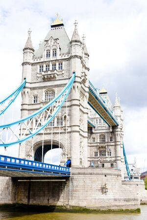 Tower Bridge, London, Great Britain Stock Photo - 10634586
