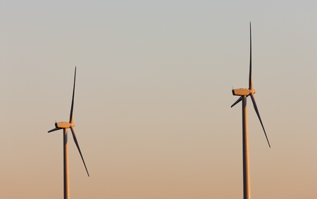 wind turbines, Castile and Leon, Spain Stock Photo - 10824646