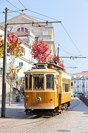 tramway, Porto, Portugal
