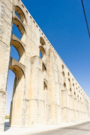 alentejo: Elvas Aqueduct, Alentejo, Portugal