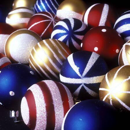 festival moment: Christmas decorations
