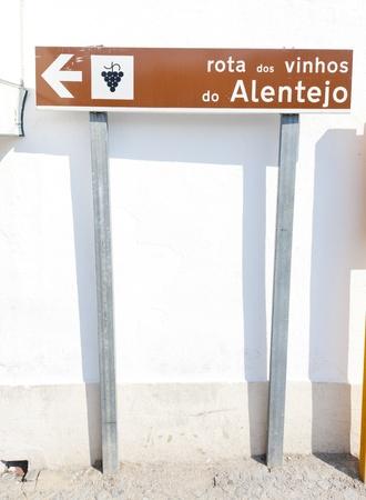 alentejo: wine route, Alentejo, Portugal