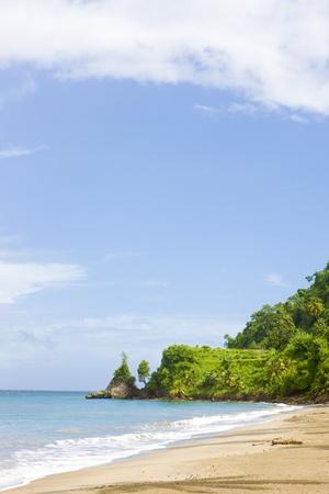 grenada: Duquesne Bay, Grenada Stock Photo