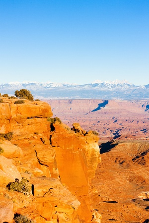 Canyonlands National Park, Utah, USA Stock Photo - 11349416