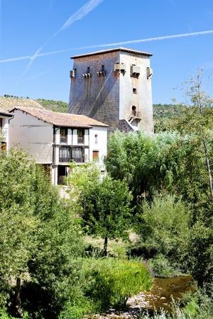 castile leon: Covarrubias, Castile and Leon, Spain