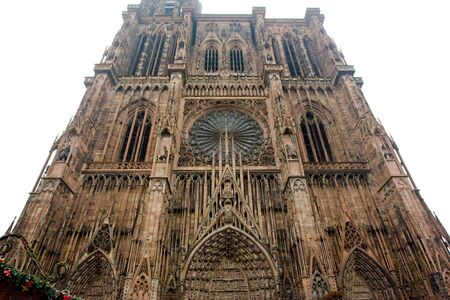 Cathedral Notre Dame, Strasbourg, Alsace, France Stock Photo - 11349257