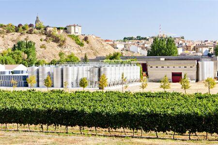 winery in La Rioja, Spain photo