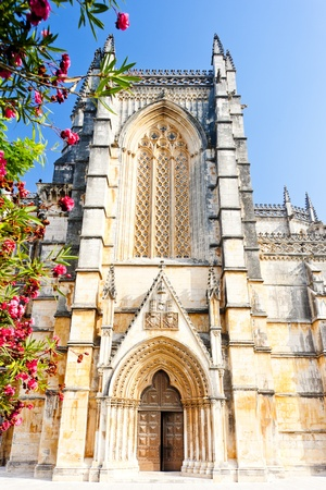 Monastery of Santa Maria da Vitoria, Batalha, Estremadura, Portugal Stock Photo - 12099261