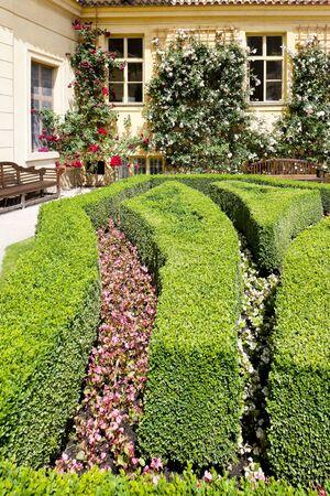 Vrtbovska Garten, Prag, Tschechische Republik