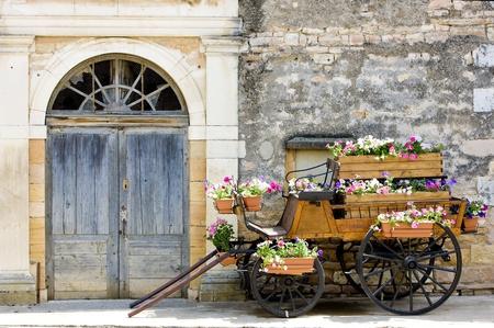 Fuissé, Bourgogne, France