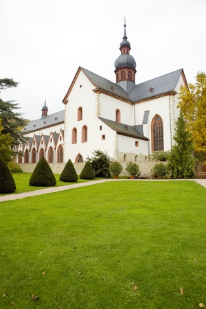 friaries: Monastery Eberbach, Hessen, Germany Stock Photo
