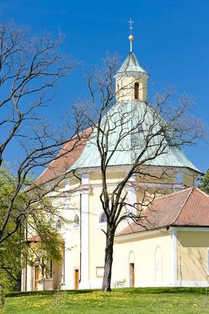 chapel of Saint Anthony, Blatnice, Czech Republic Stock Photo - 12863246