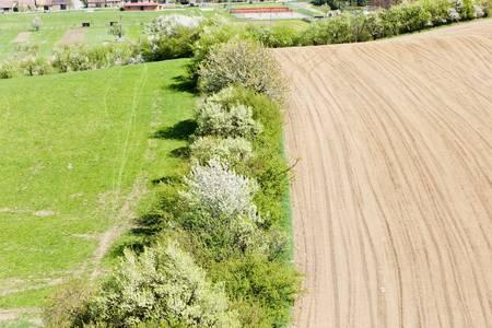 landscape near Kuzelov, Czech Republic Stock Photo - 13121943