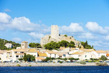 Gruissan, Languedoc-Roussillon, France Stock Photo - 13121229