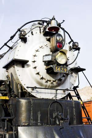 Colorado Railroad Museum, USA Stock Photo - 13182388